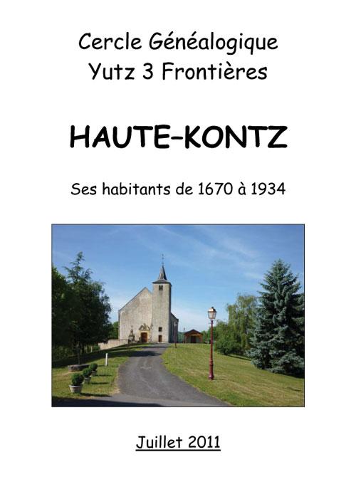 Haute kontz for Haute kontz moselle